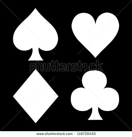 Card Suit Symbols