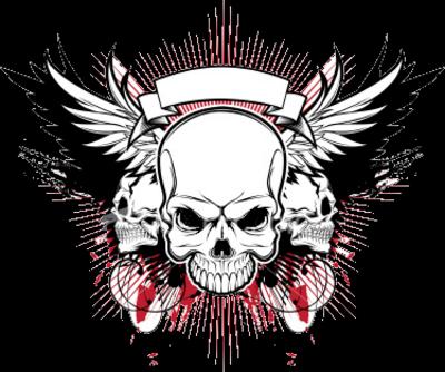 14 Skull Vector PSD Images