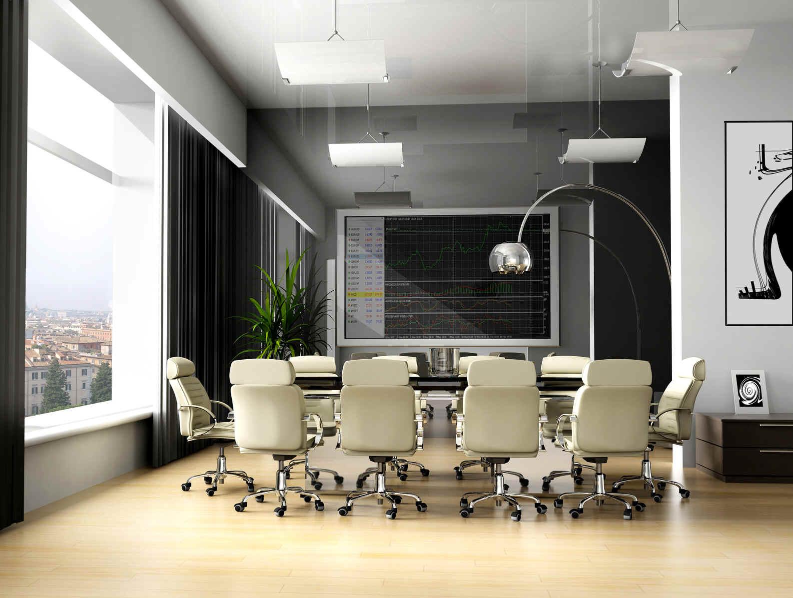 Corporate Office Interior Design Ideas