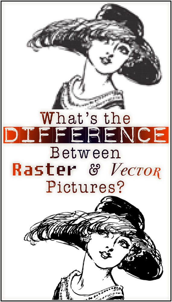 Difference Between Raster and Vector