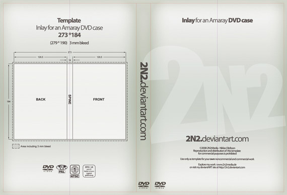 dvd box cover size & dvd case (dvdb101) sc 1 st disc makers, Powerpoint templates