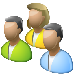 6 User Group Icon Images