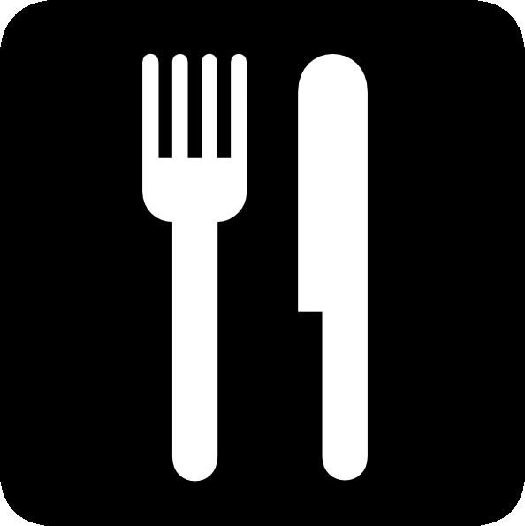 10 Restaurant Symbol Vector Images