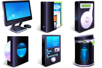 Free 3D Desktop Icons Windows 7
