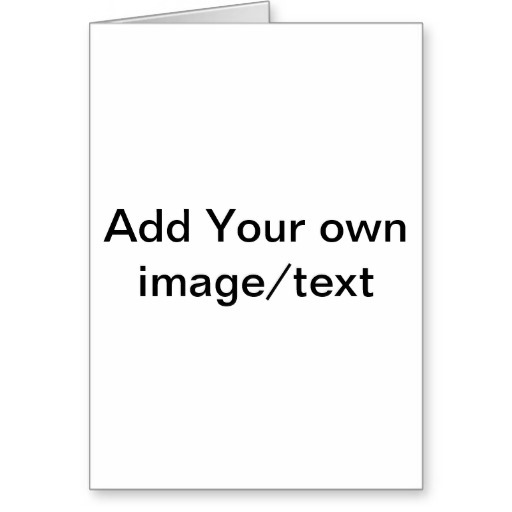 13 microsoft blank greeting card template images free for Free complimentary cards templates