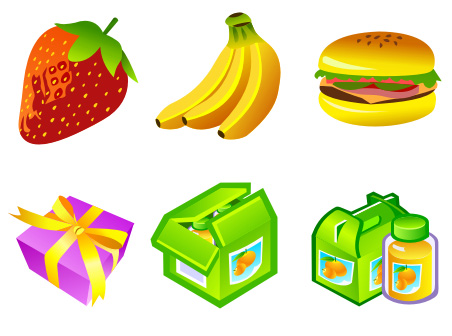 Free Desktop Food Icons