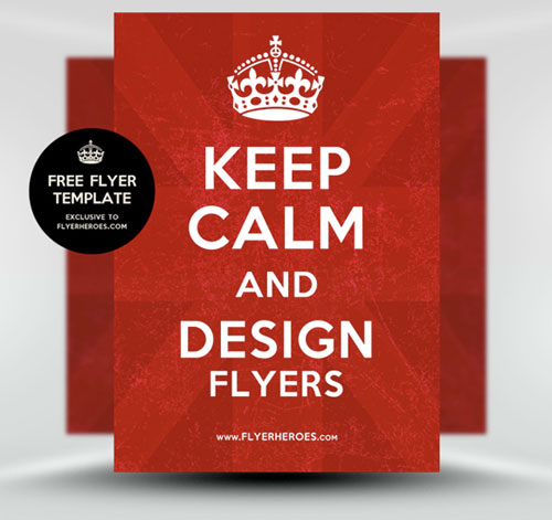 Free Flyer Templates Downloads