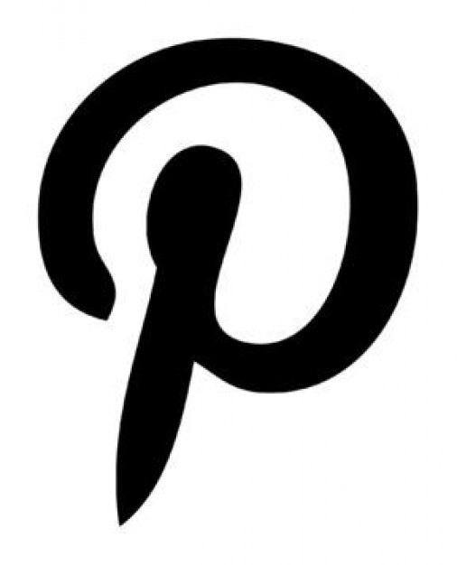 Free Pinterest Logo Icon