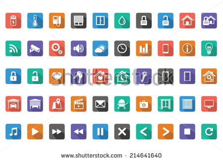 17 Building Controls Icon Images - Tridium Building ... Home Automation System Icon