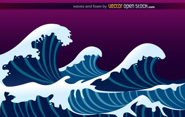 14 Free Ocean Vector Images