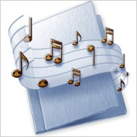 15 Music Folder Icons Windows Images