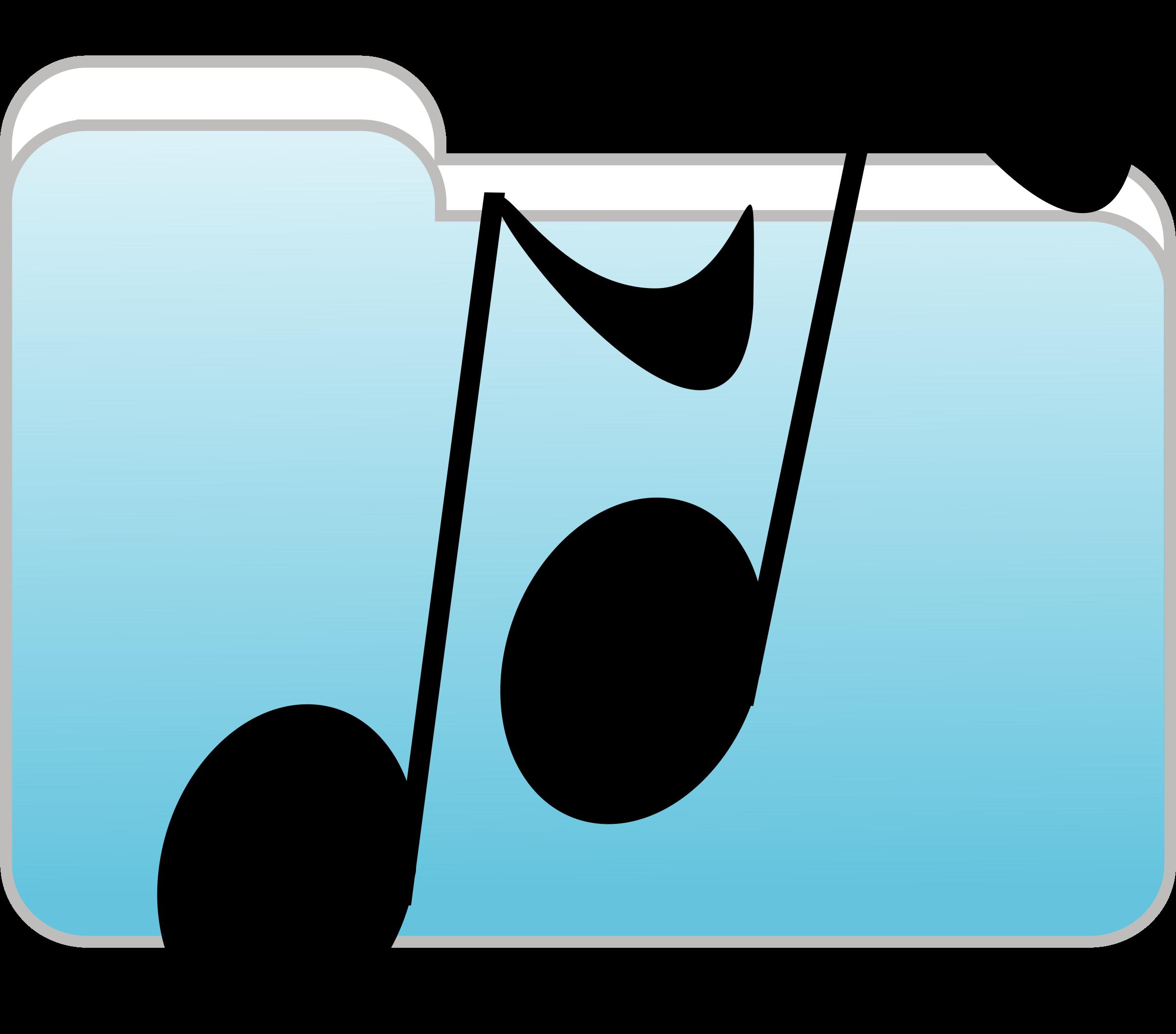 Music Folder Icon