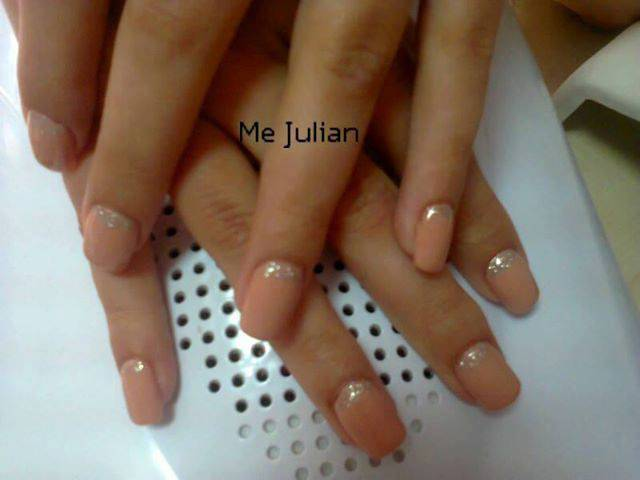 Nail Designs with V