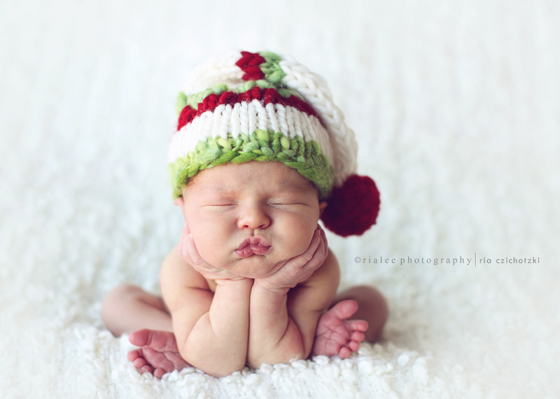 15 Christmas Newborn Photography Images Newborn Baby Boy Christmas