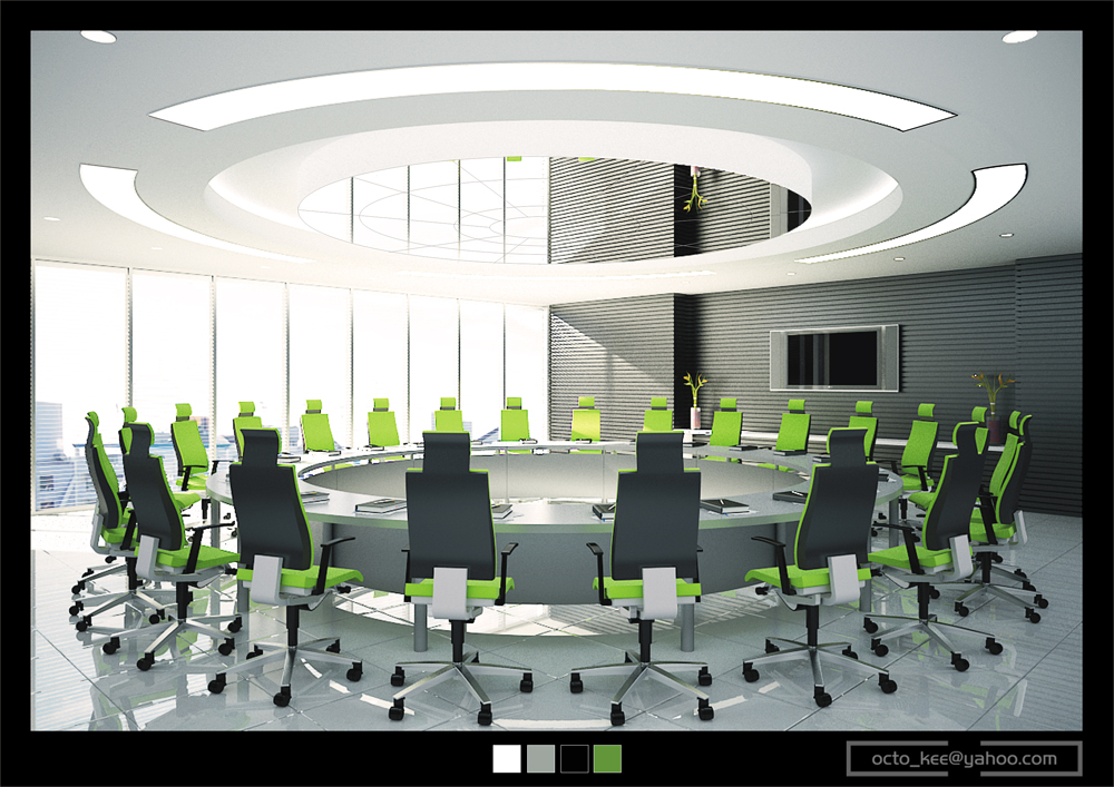 18 Office Meeting Room Design Images