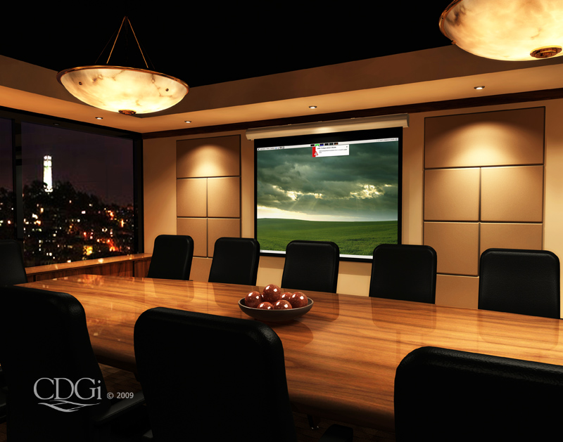 Office Conference Room Design