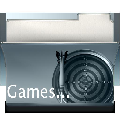 11 Game Folder Icon ICO Images