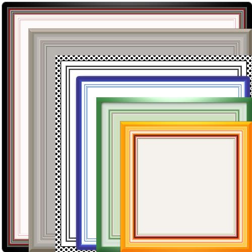 Photoshop Elements Frames Free