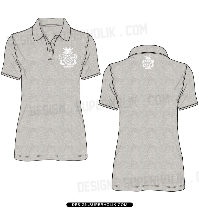 11 polo shirt vector template images polo shirt design for Polo shirt design template