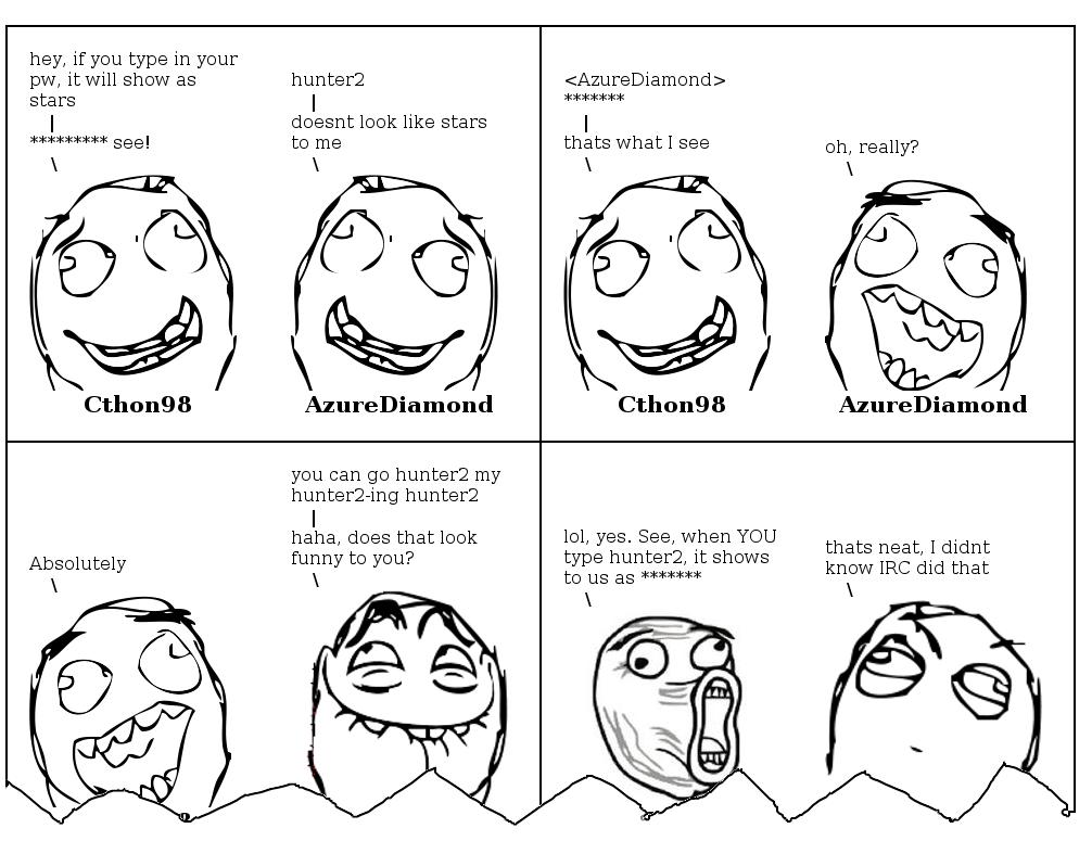 Rage Comic Meme Generator