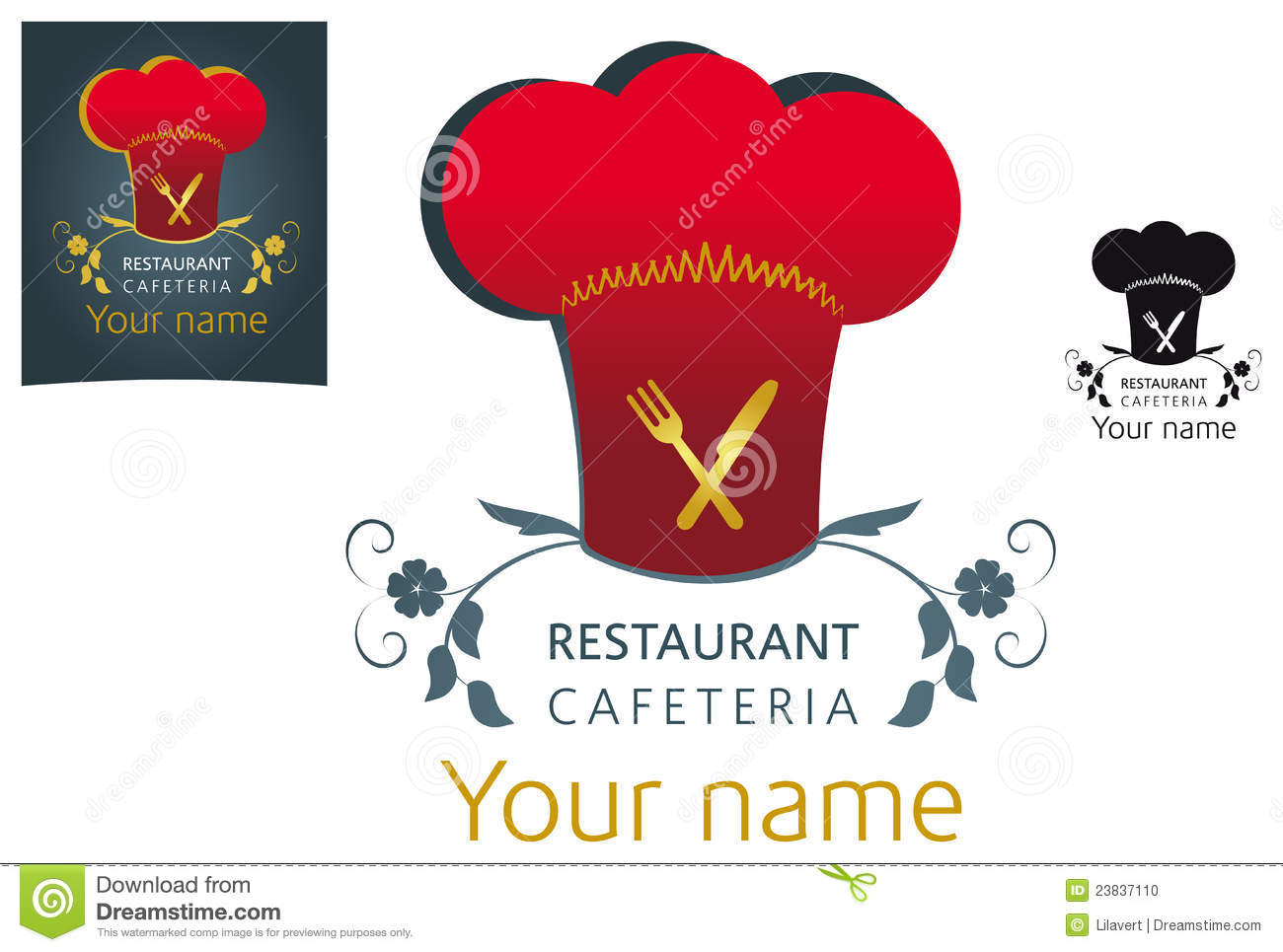 FREE 35 Examples of Restaurant Logo in PSD  AI  Vector