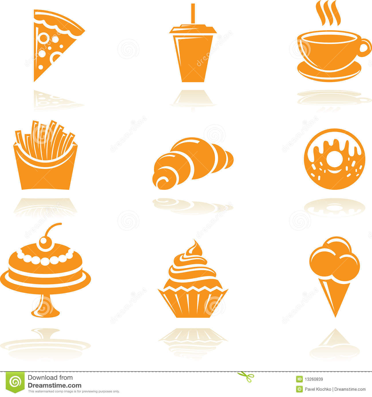 Royalty Free Food Icon