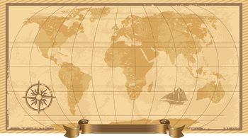 15 old world map vector images ancient world map pictures of old rustic world map gumiabroncs Gallery