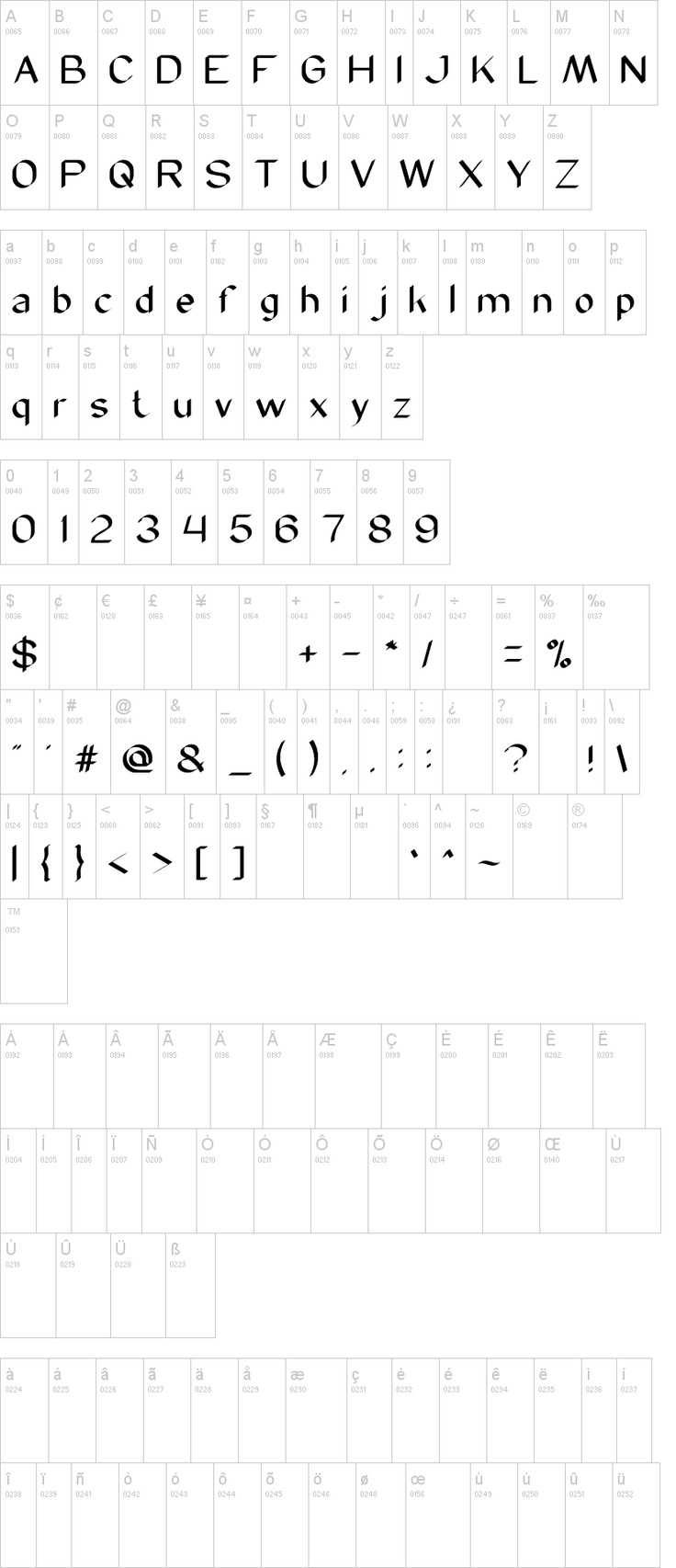 Modern cursive font script images