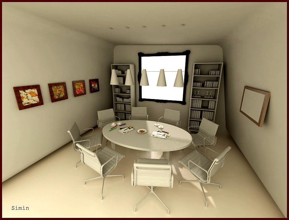 Small Conference Room Design Ideas
