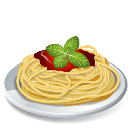 Spaghetti Pasta Cartoon