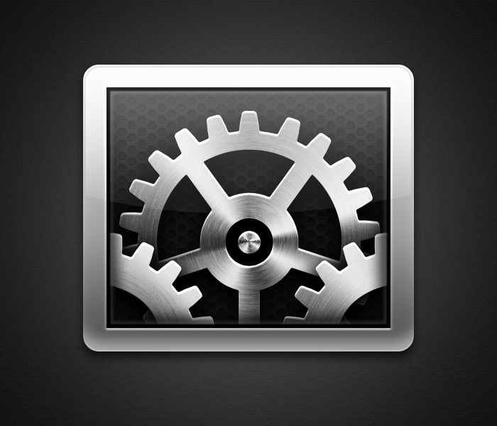 System Preferences Icon