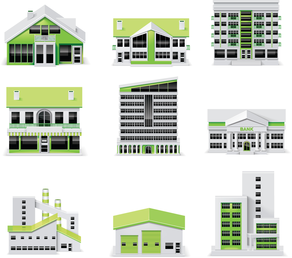 15 City Building Vector Free Download Images Building