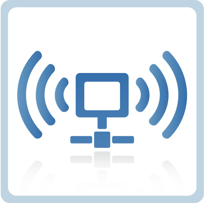 Wi-Fi Wireless Internet Connection