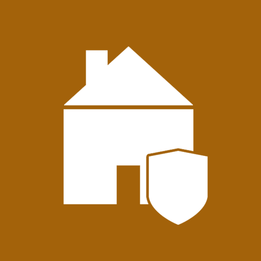 10 Brown Home Icon Images
