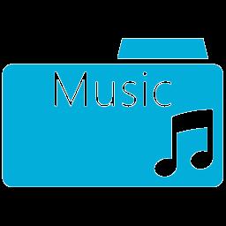 Windows Music Folder Icons