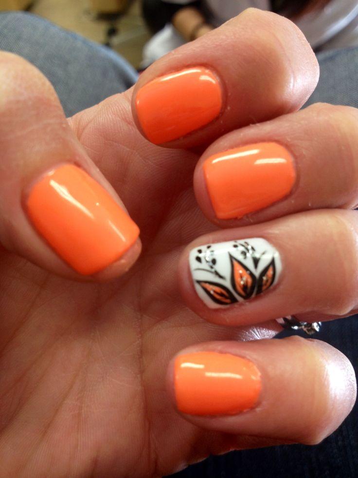 2015 Summer Nail Art Designs