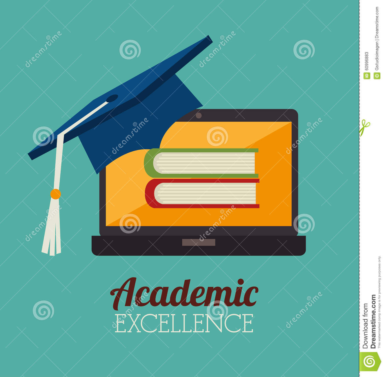 Academic Education Graphics
