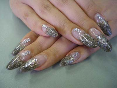 14 Sharp Nail Designs For Teenagers Images
