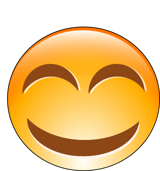 Animated Laughing Smiley Face Clip Art