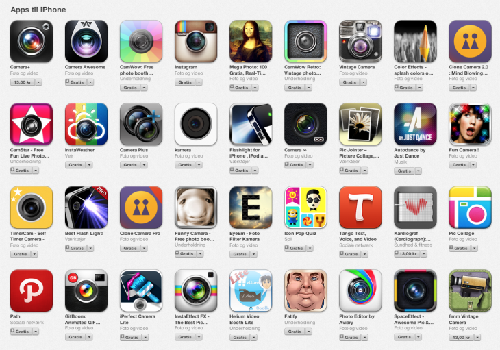 Apple Apps Icon