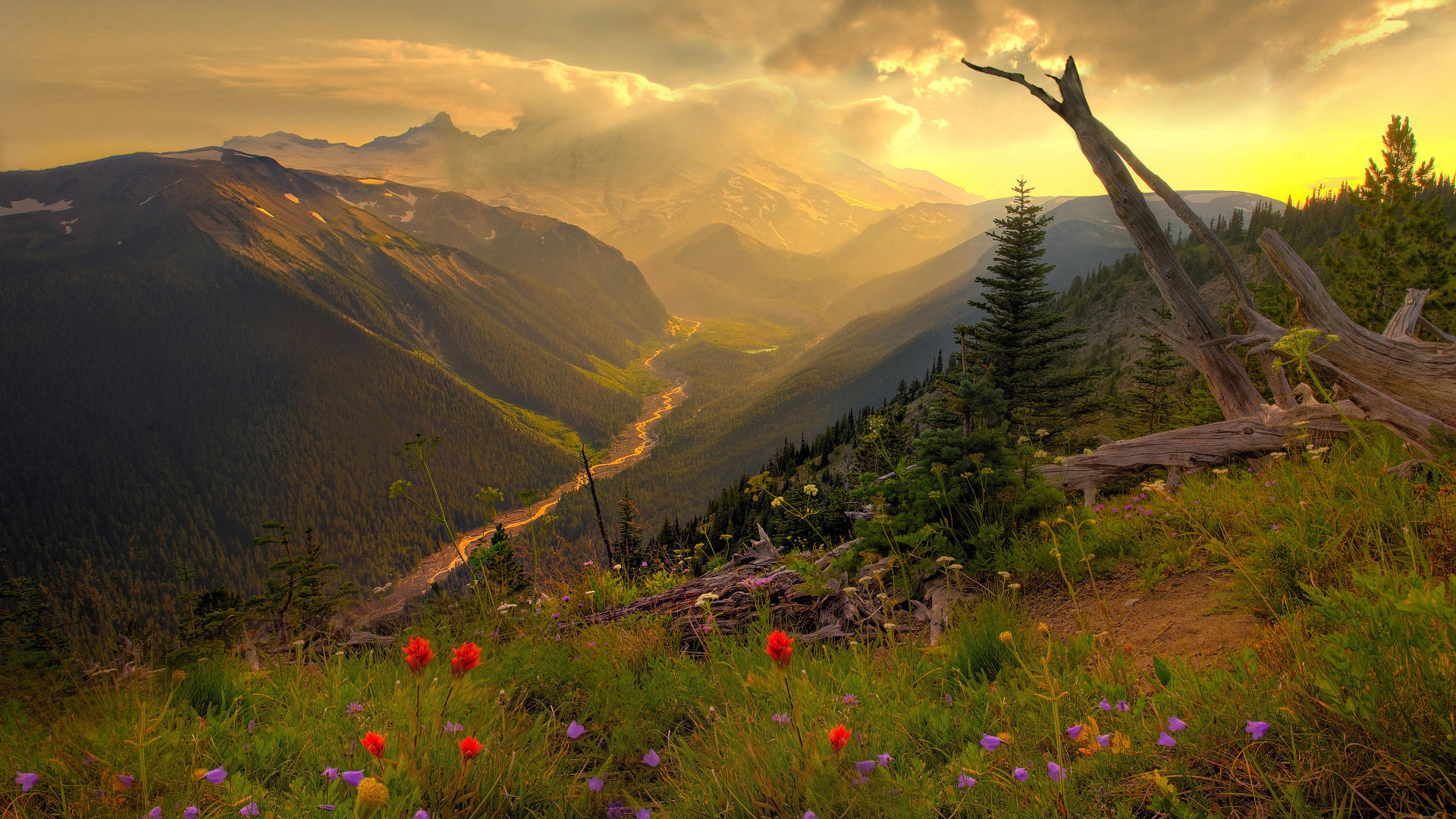Beautiful Mountain Landscapes