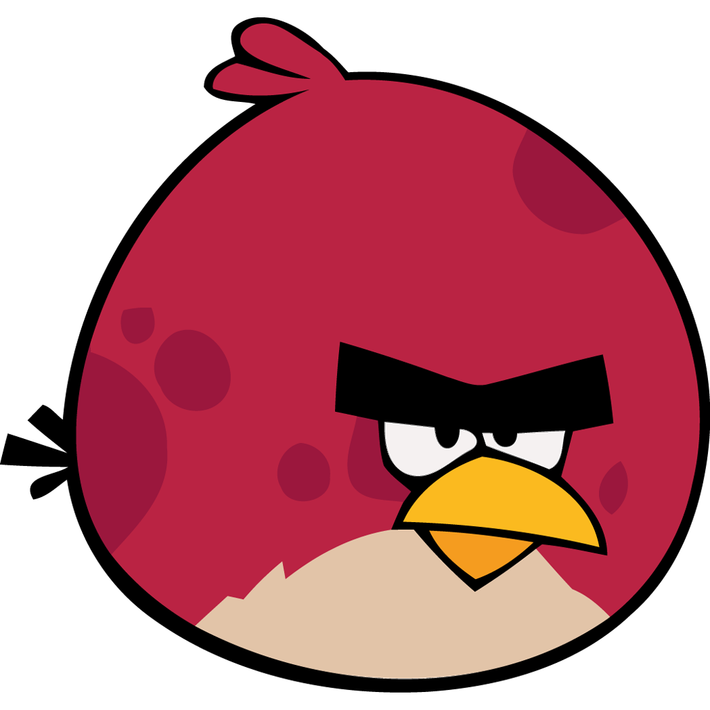 Big Red Angry Bird