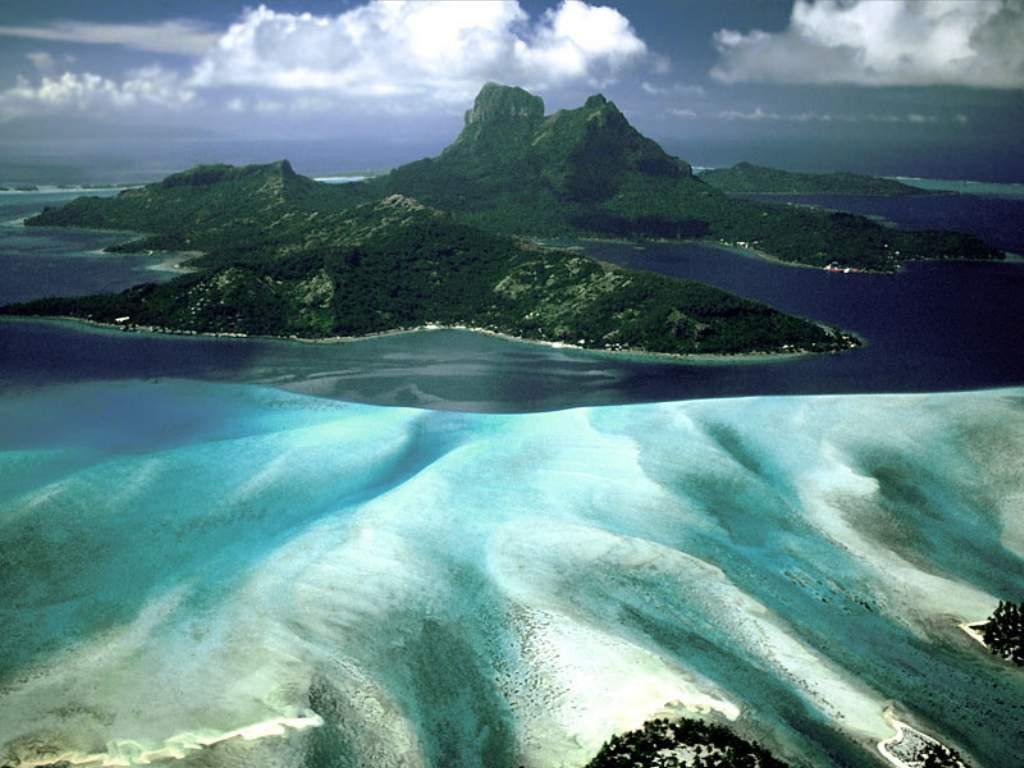 Bora Tahiti French Polynesia