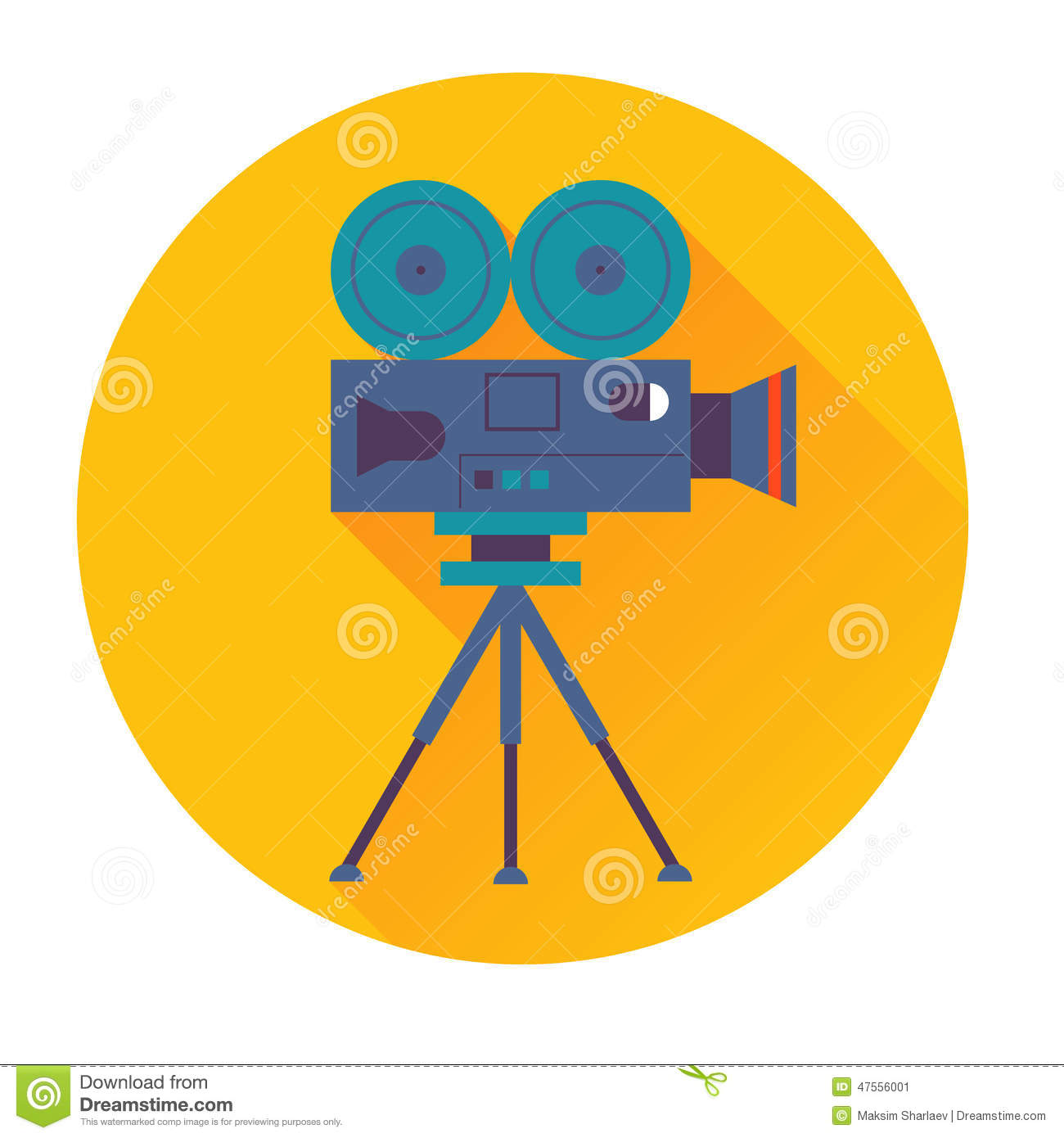 Camera Cinema Icon