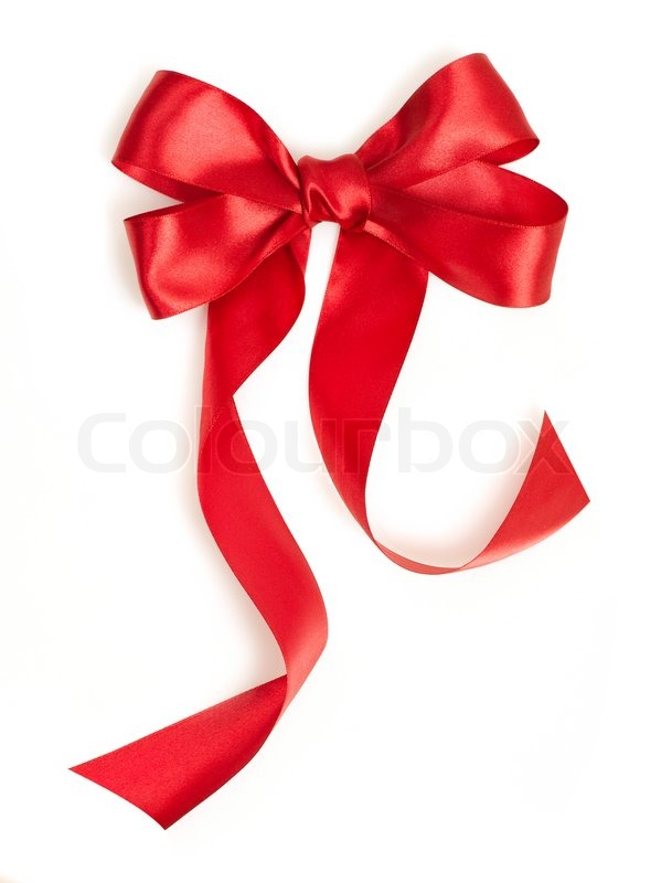 Christmas Present Bow Ribbon