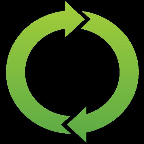free clipart circular arrow - photo #40