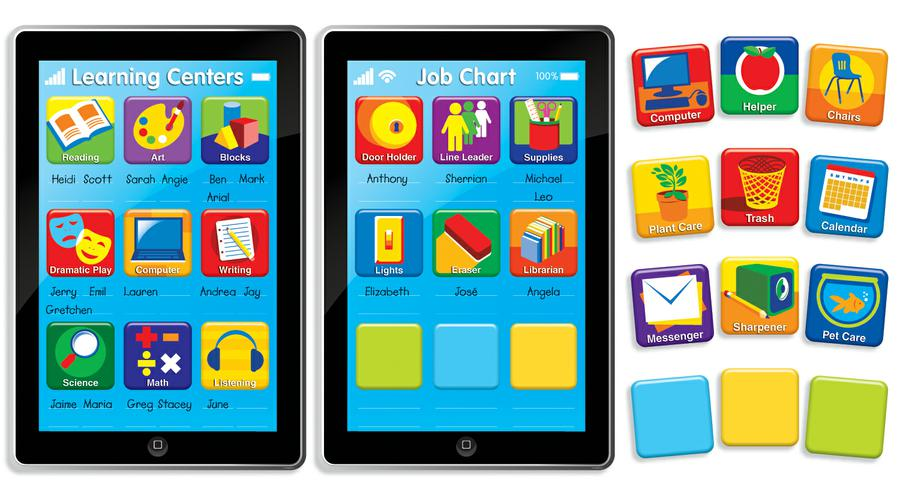 Classroom Layout App : Iphone app icons printable for bulletin board images