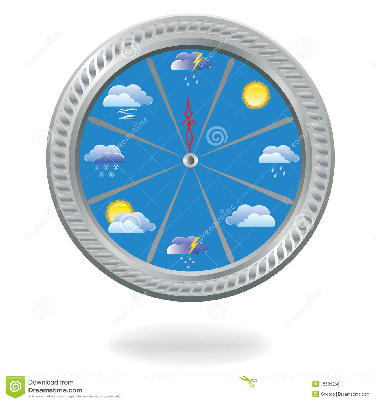 12 Weather And Time Icon Images