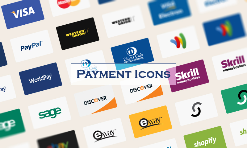 Credit Card Icons Downloads
