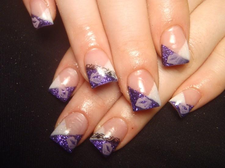 Cute Acrylic Nail Designs